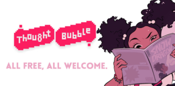 Thought Bubble, a Digital Comic Con