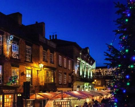 Knaresborough Christmas Market