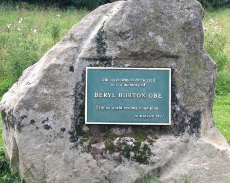 Beryl Burton Cycle Way