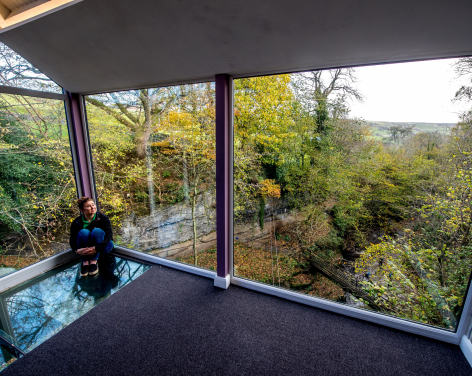 How Stean Gorge Cafe & The Vista View Bistro