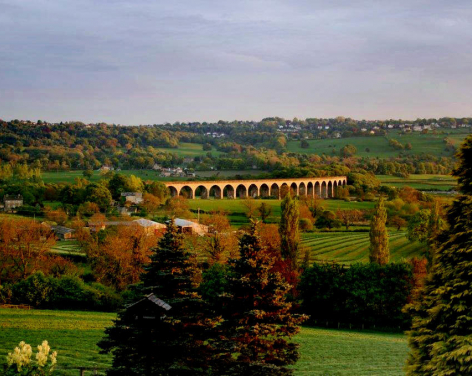 Crimple Valley Viaduct
