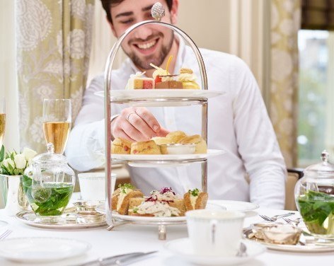 Afternoon Tea at Bettys Café Tea Rooms