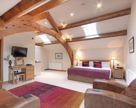 Cold Cotes Luxury Accommodation