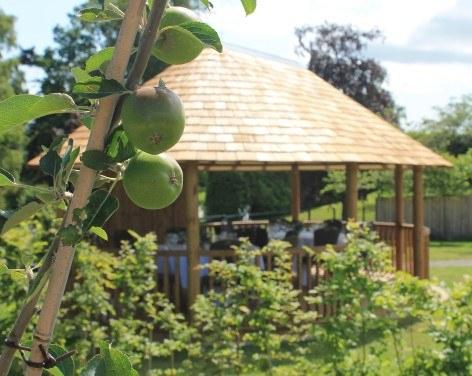 Kitchen Garden, at Rudding Park