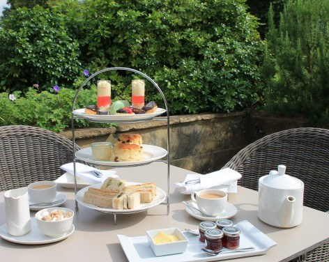 Afternoon Tea at Rudding Park