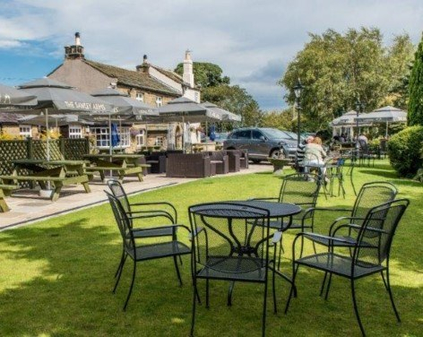 The Sawley Arms, Country pub with rooms.