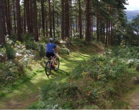 Swinton Bivouac Family Bike Trails
