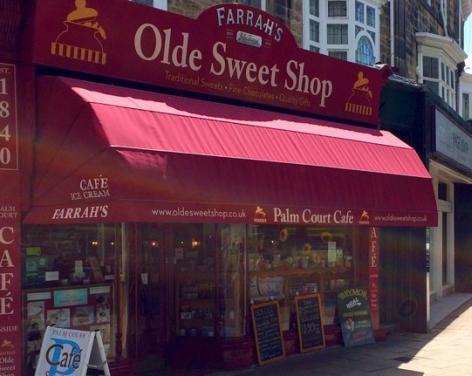 Farrahs Olde Sweet Shop