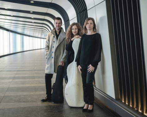 Lunchtime Chamber Music with the Fidelio Trio