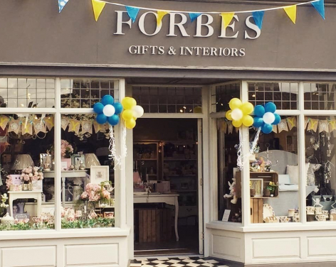 Forbes Gifts and Interiors