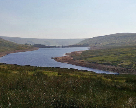 Scar House Reservoir Walk