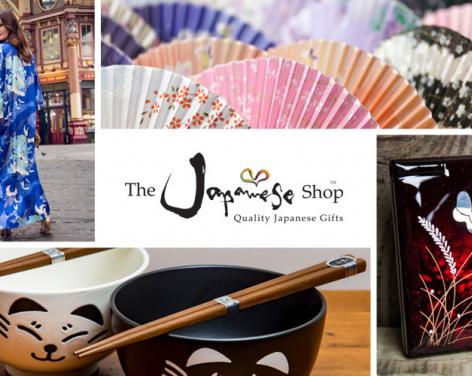The Japanese Shop, Harrogate