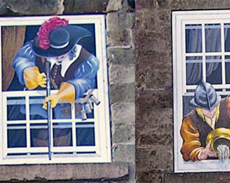 Knaresborough Windows