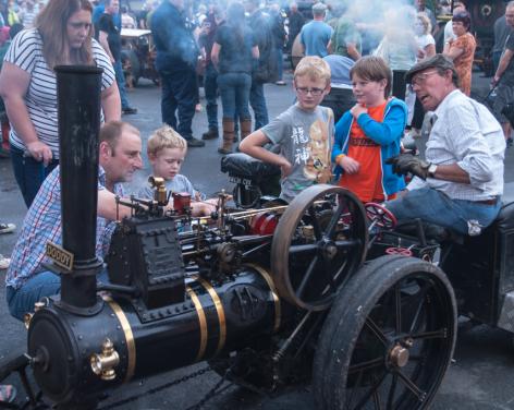 Masham Steam Engine and Fair Organ Rally