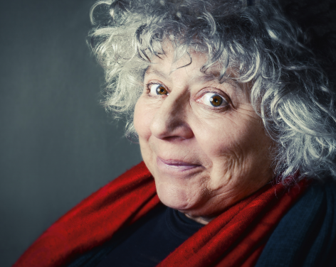 In Conversation with Miriam Margolyes
