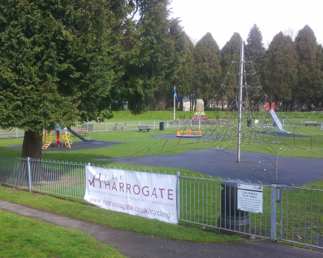 Pateley Bridge Recreation Ground