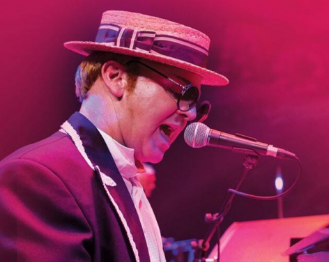 The Rocket Man - Tribute to Elton John