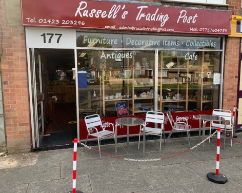 Russell's Trading Post Cafe