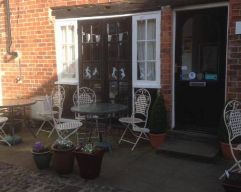 Scarlett's Vintage Tea Rooms