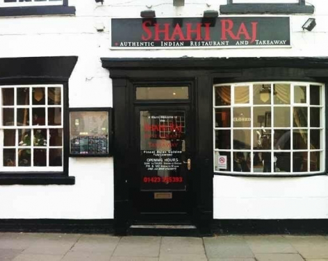 Shahi Raj Restaurant, Boroughbridge