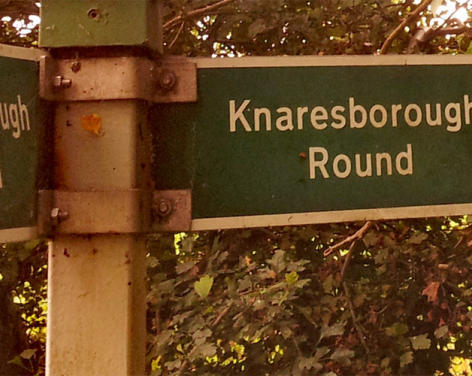Knaresborough Round Walking Route