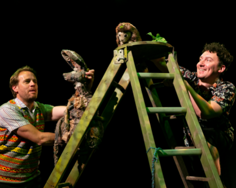 Badapple Theatre Company 'Tales from The Great Wood'