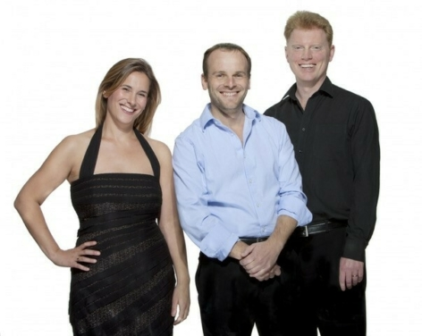 Lunchtime Chamber Music Concert with the Leonore Piano Trio