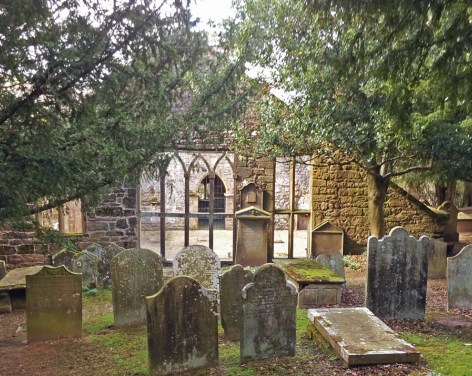 St. Mary's - The Old Church of Pateley Bridge