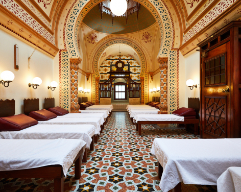 Turkish Baths Harrogate