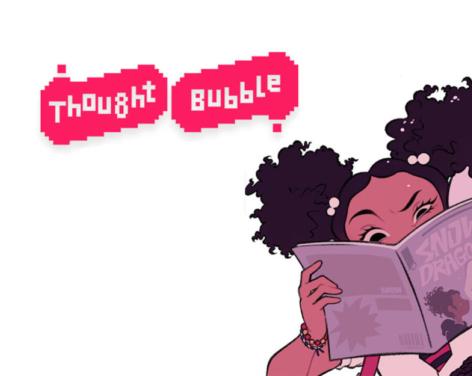 Thought Bubble, a Comic Art Festival