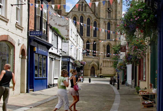 Places to Stay in Ripon