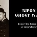 Ripon Ghost Walk - Halloween...