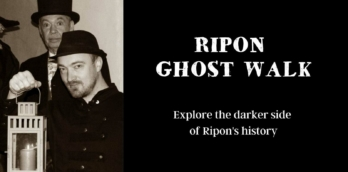 Ripon Ghost Walk - Halloween Family Special