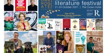 Raworths Harrogate Literature Festival