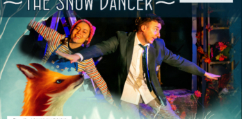 Badapple Theatre Company present 'The Snow  Dancer ' - Sawley Village Hall