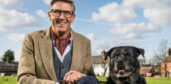 An Evening with the Dogfather, Graeme Hall