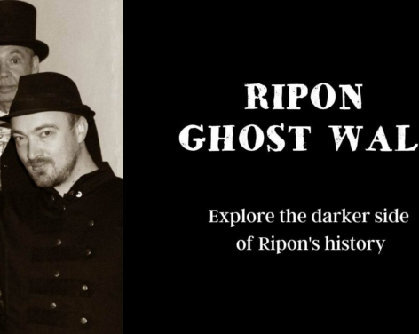 Ripon Ghost Walk -  Christmas Special