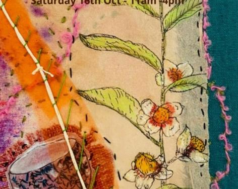 Sabir- Time, Tea and Textiles, part of Platforma Festival Yorkshire