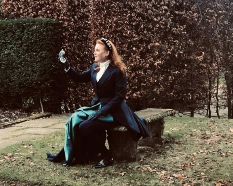 Her Heart for a Compass With Sarah Ferguson, Duchess of York & Marguerite Kaye