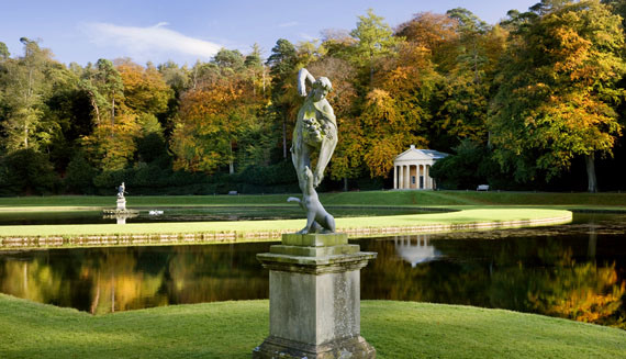 Content The Water Garden at Fountains Abbey Studley Royal credit ntpl mid res