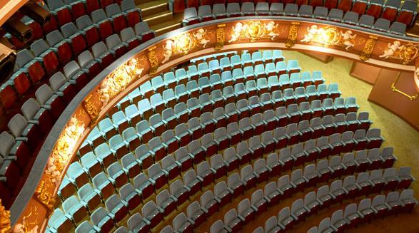Content Theatre seasts
