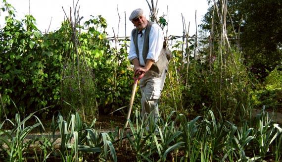 Ripon Museums John as gardener