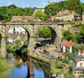 Header Knaresborough Charlotte Gale