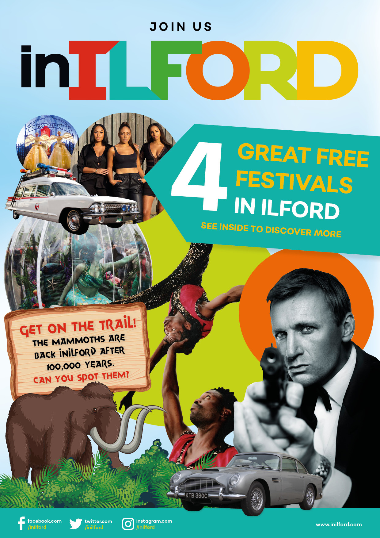 Ilford Newsletter Pages Cover