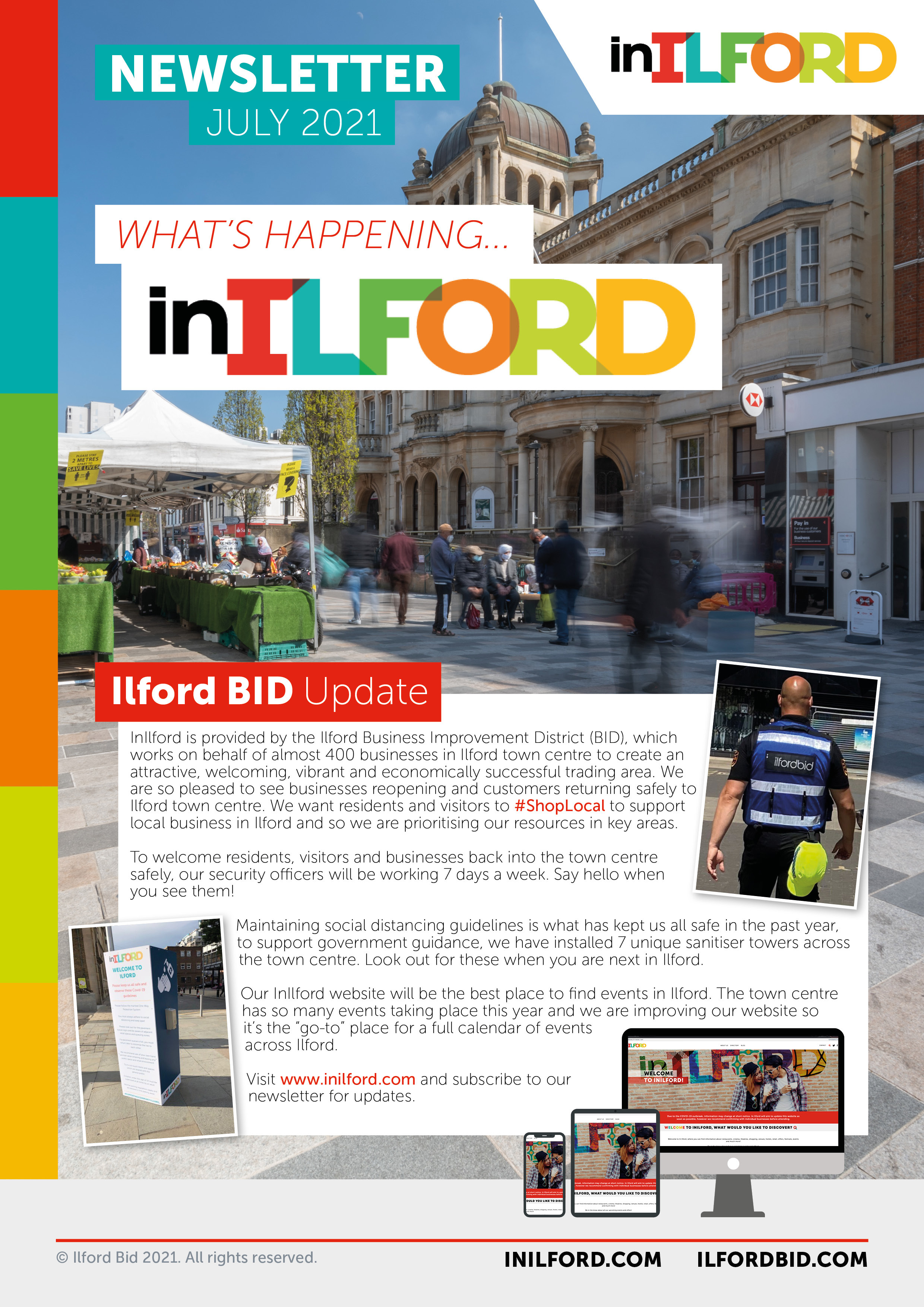 In Ilford Newsletter July August 2021 Page 1 002