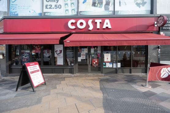 Costa Coffee (Cranbrook Road)