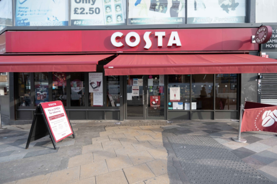 Costa Coffee (Cranbrook Road)