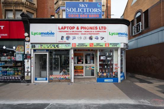 Laptops & Phones
