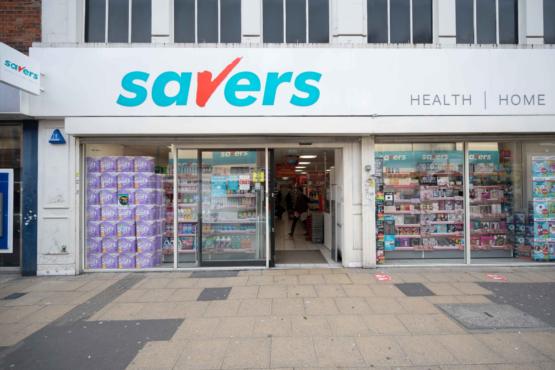 Savers Health and Beauty