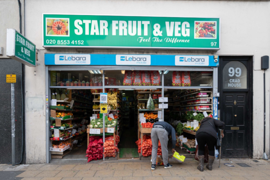 Star Fruit and Veg